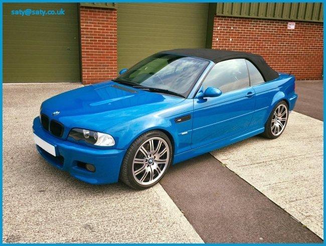 e46 2003 facelift e46 m3 convertible in rare laguna seca blue the m3cutters uk bmw m3. Black Bedroom Furniture Sets. Home Design Ideas